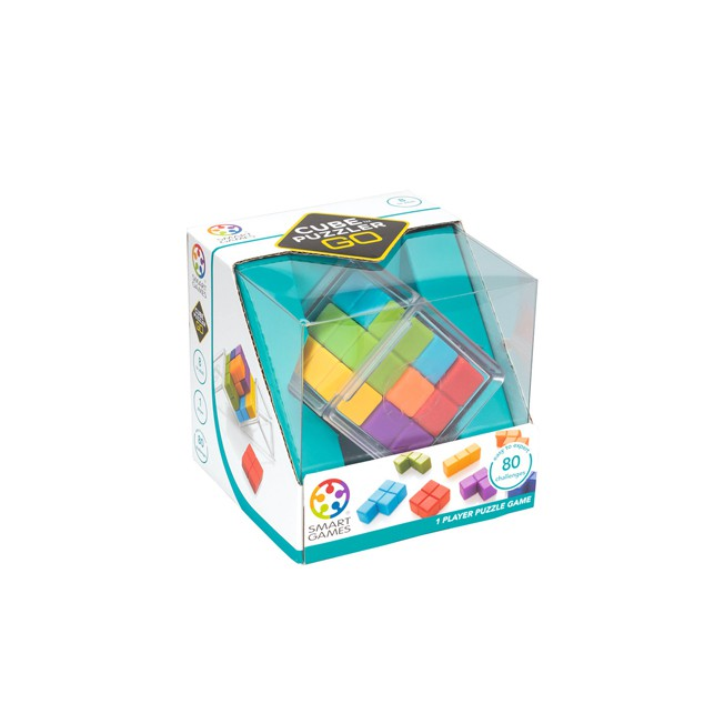 Cube Puzzler GO - Smart Game