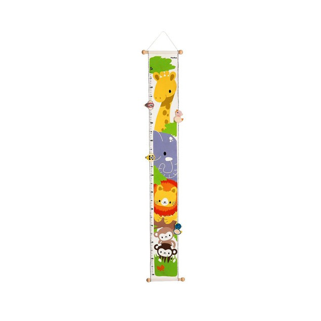 Tabla de Altura Animales - Plantoys