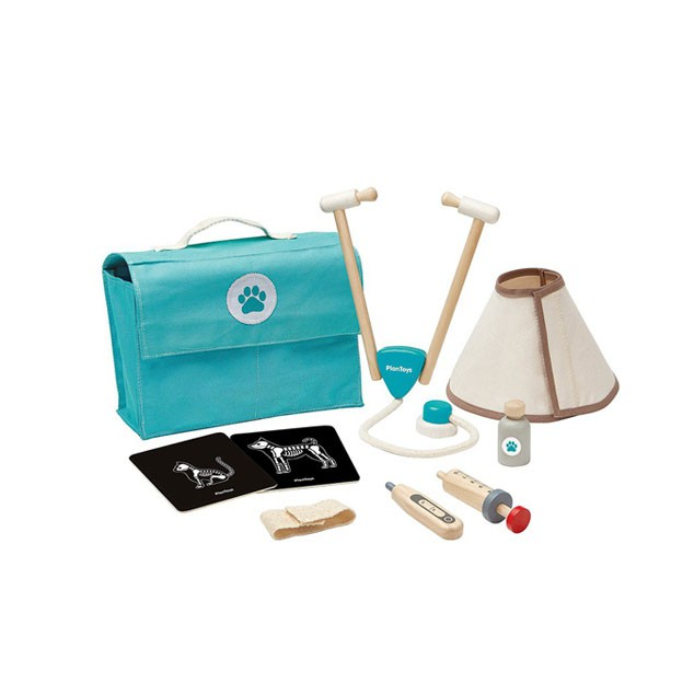 Set Veterinario - Plantoys