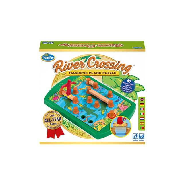 River Crossing - Thinkfun