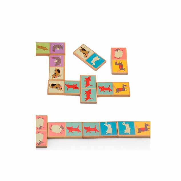 Domino Animales - Andreu Toys