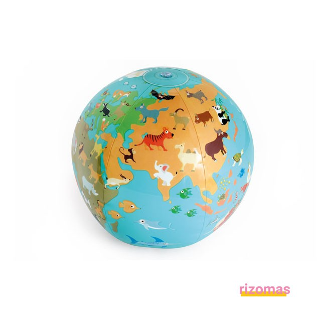Globo Inflable - SCRATCH
