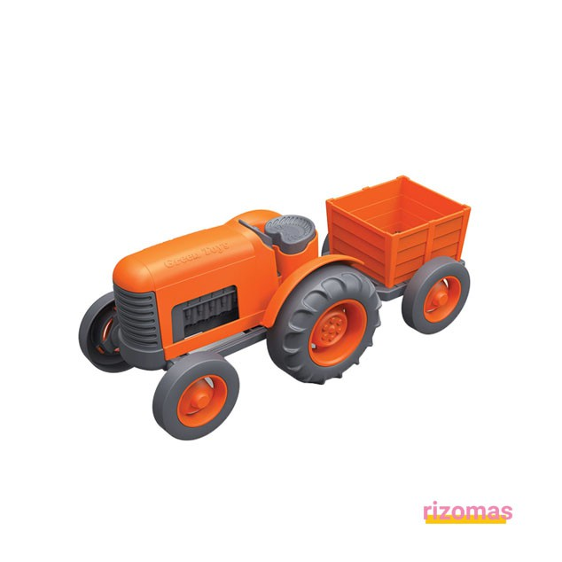 Tractor - Greentoys