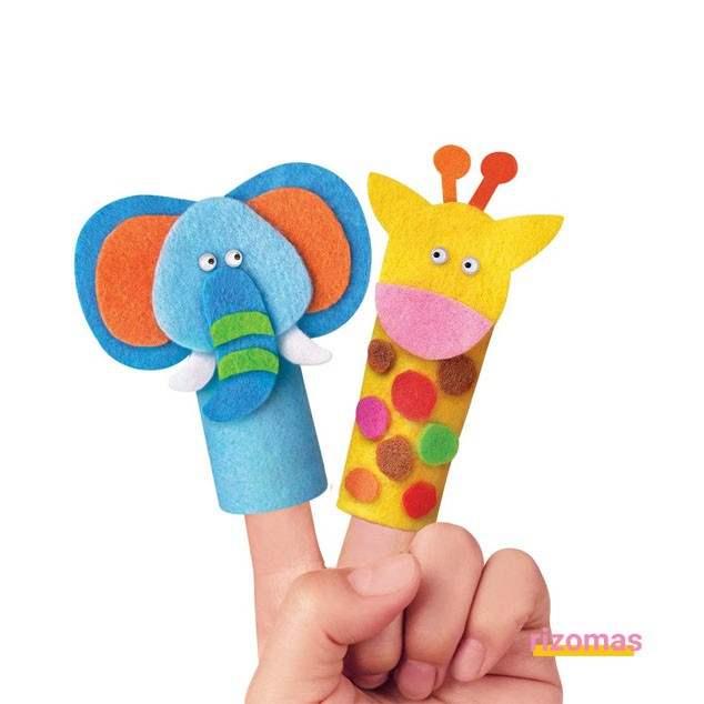 My Finger Puppets - 4m