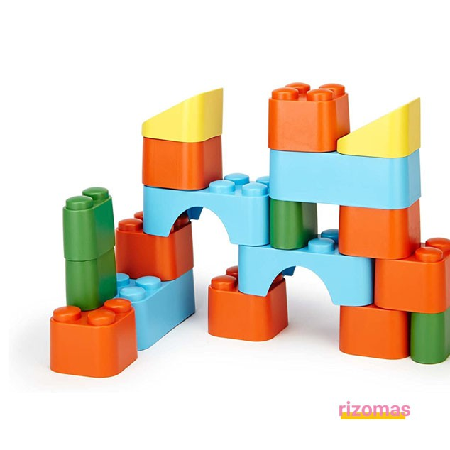 Set de Bloques - Green Toys