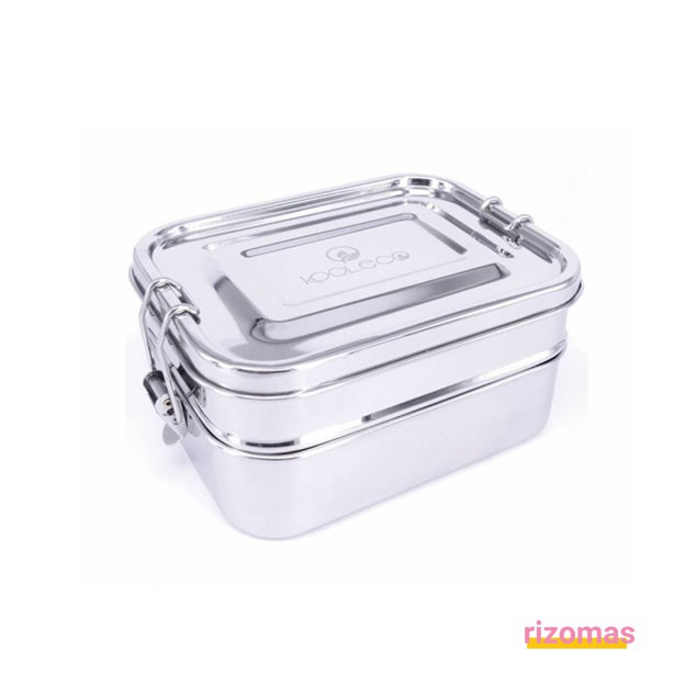 Bento Box Doble Medium 600 / 750 ml - Kooleco