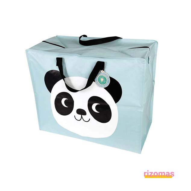 Bolsa Reutilizable Panda - Rex London