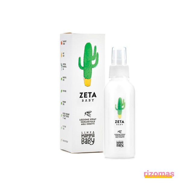 Zeta Baby - Spray Antimosquitos