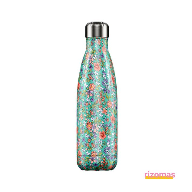 Botella termo 500 ml Petunias - Chilly's bottles