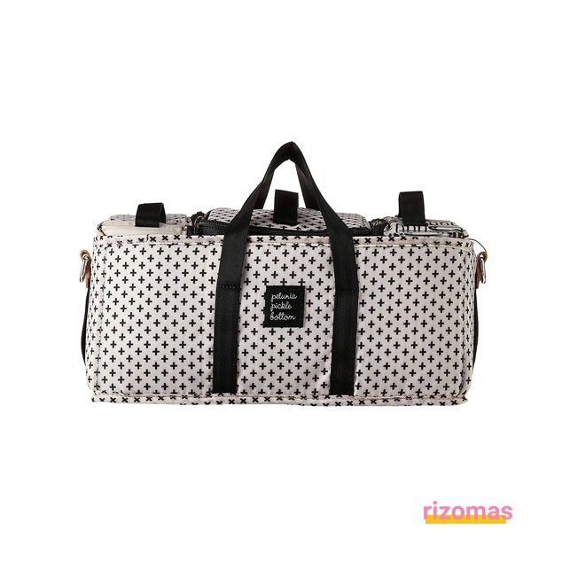 Organizador Intermix Deluxe Gris - Petunia Pickle Bottom