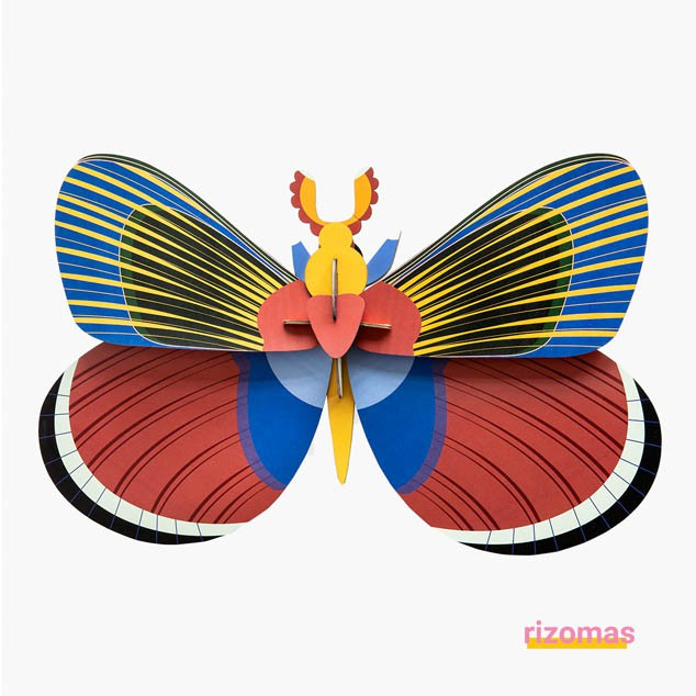 Giant Butterfly - Studio ROOF