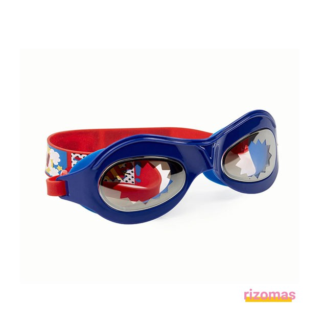 Gafas de Natación Marvelous Super Dude Navy - Bling2O