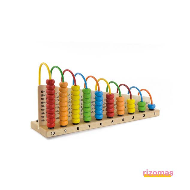Math Abacus - Andreu Toys