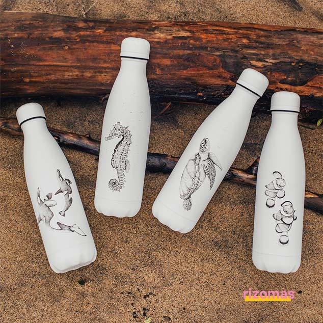 Botella termo 500ml Orca - Chilly's bottles
