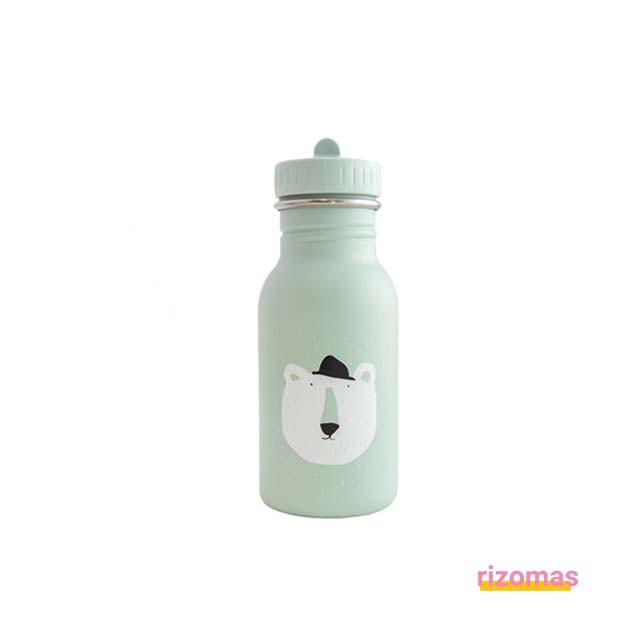 Botella Acero Polar Bear - Trixie