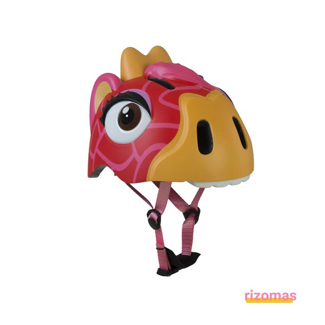 Casco Infantil Jirafa - Crazy Safety