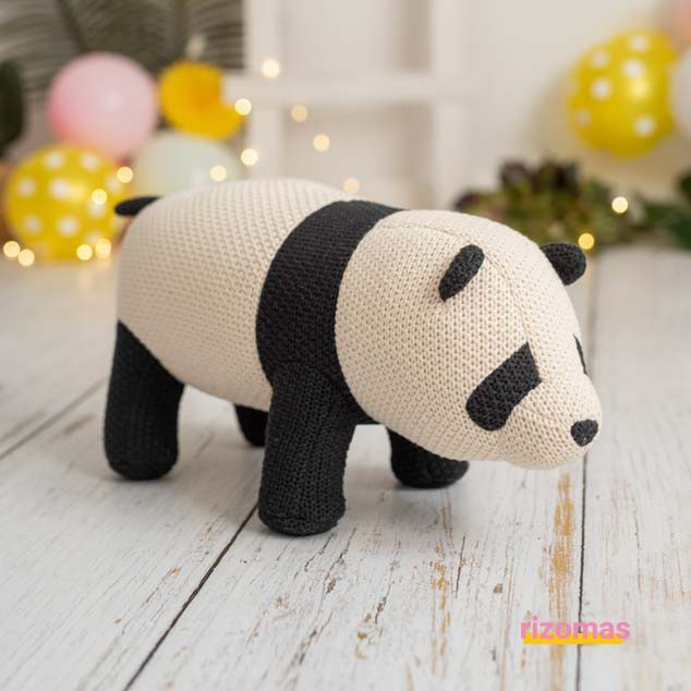 Panda - Crochetts