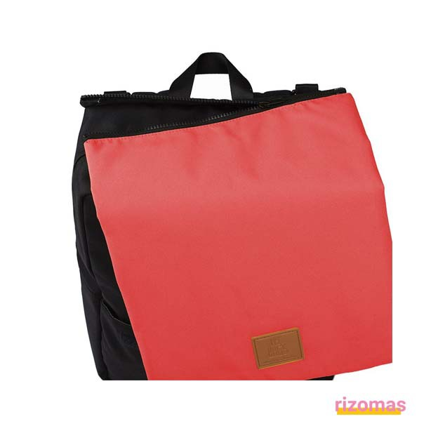 Mochila REFLAP ECO RECLYED Rojo - My bag´s