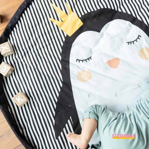 Manta Soft Pinguin - Play&Go