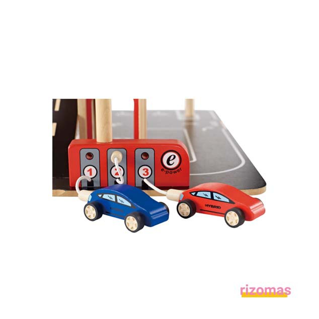 Parking Coches Gigante - Hape