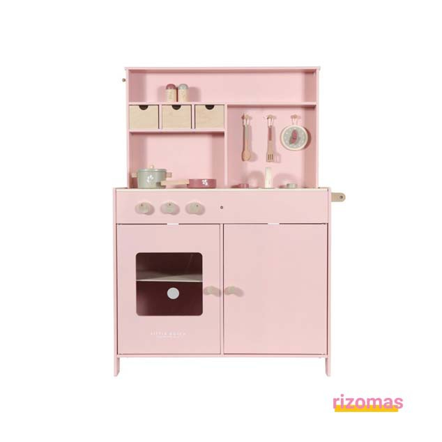 Cocina rosa - Little Dutch