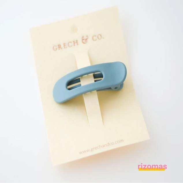 Pinza para Pelo Light Blue - Grech & Co