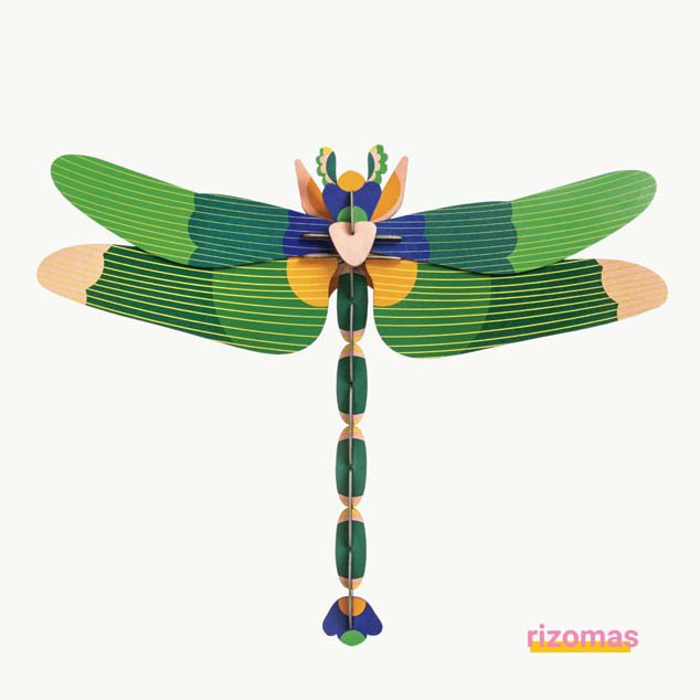 Giant Dragonfly - Studio ROOF