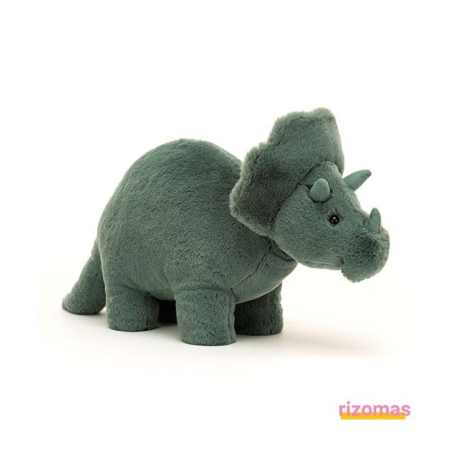 Fossilly Triceratops - Jellycat