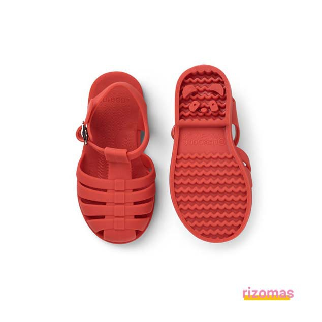 Sandalias Apple Red - Liewood