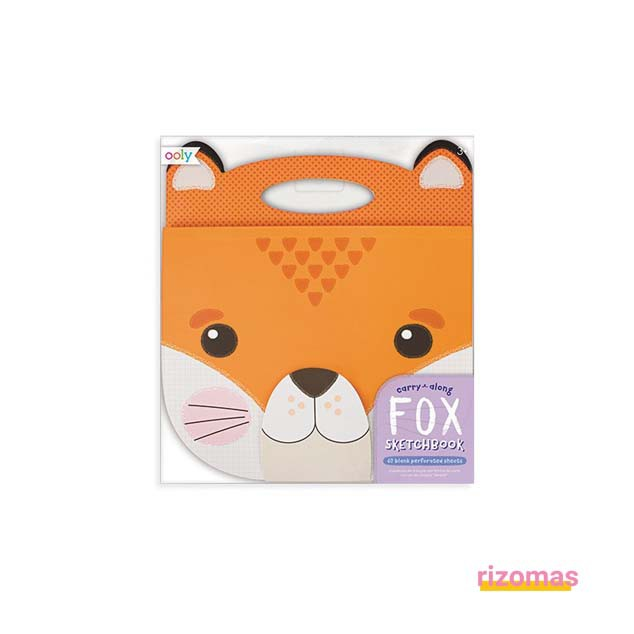 Bloc Carry Along Fox - Ooly