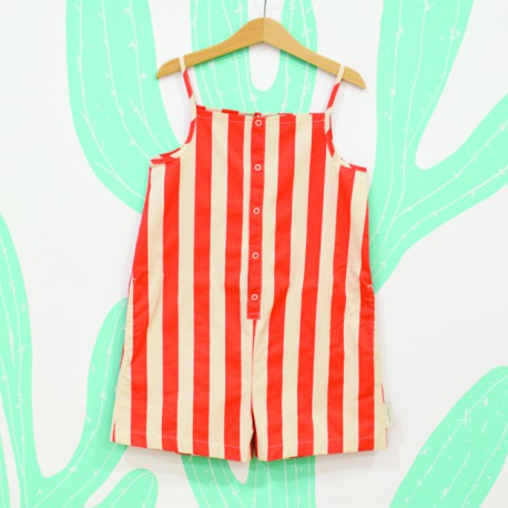 STRIPES ONEPIECE - Tiny Cottons