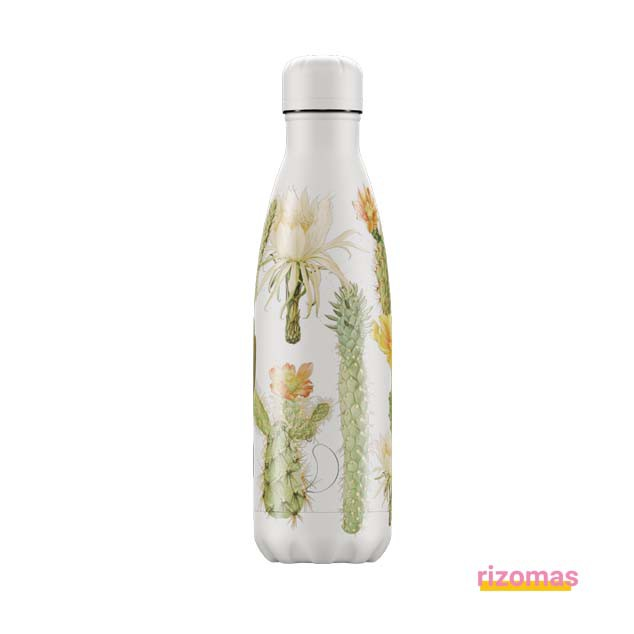Botella termo 500ml Cactus - Chilly's bottles