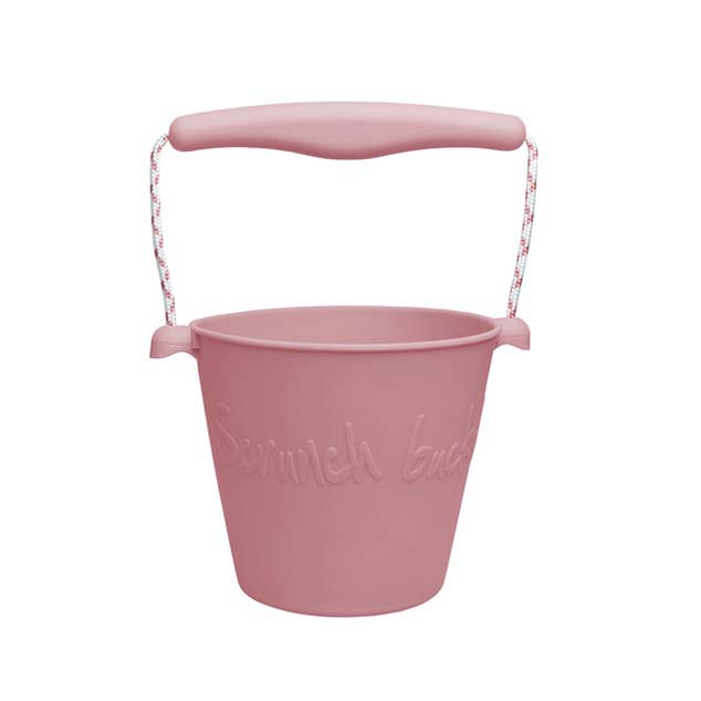 Cubo Silicona Pink - Scrunch
