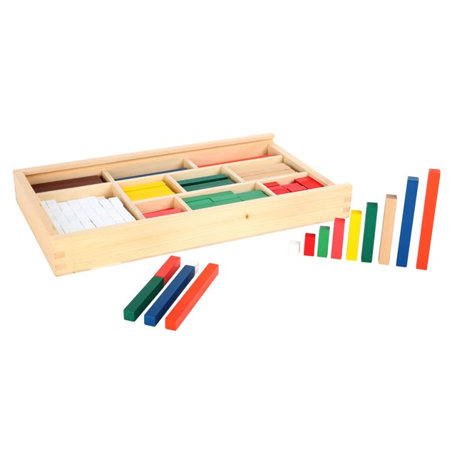 Regletas de calculo Cuisenaire - Small Foot