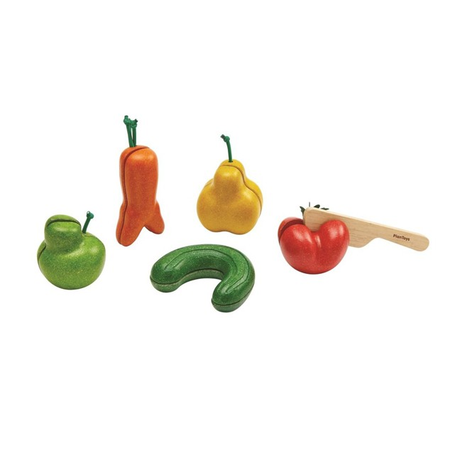 Set de Verduras imperfectas - Plantoys